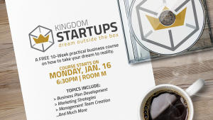 Kingdom Startups @ Encourager Church - Room M | Houston | Texas | United States