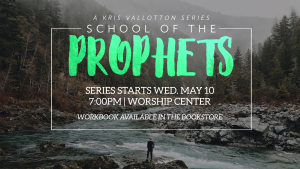 School of the Prophets Teaching Series @ Encourager Church | Houston | Texas | United States