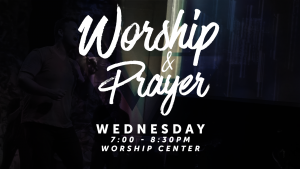 Worship and Prayer @ Encourager Church | Houston | Texas | United States