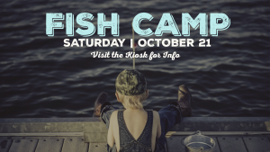 Fish Camp @ Camp Braton Fishing Club | Highlands | Texas | United States