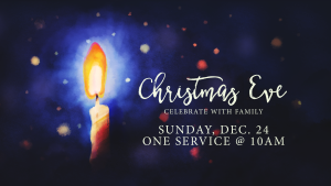 Christmas Eve Service @ Encourager Church | Houston | Texas | United States