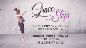 Grace Steps @ Encourager Church - Fellowship Hall | Houston | Texas | United States