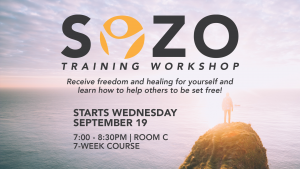 SOZO Training @ Encourager Church - Room C | Houston | Texas | United States