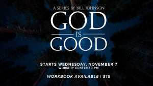God is Good - He's Better Than You Think Series @ Encourager Church - Worship Center | Houston | Texas | United States