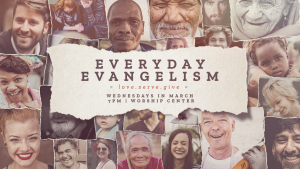 Everyday Evangelism: Equipping Series @ Encourager Church - Worship Center | Houston | Texas | United States