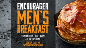 Men's Breakfast @ Encourager Church - Fellowship Hall | Houston | Texas | United States