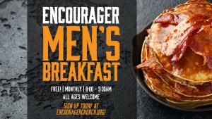 Men's Breakfast @ Encourager Church - Fellowship Hall | Houston | Texas | United States