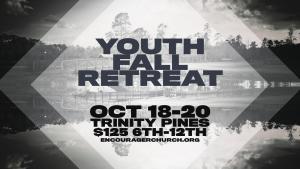 Youth Fall Retreat @ Trinity Pines | Trinity | Texas | United States