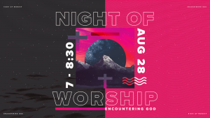 NOW - Night of Worship @ Encourager Church - Worship Center | Houston | Texas | United States