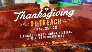 Thanksgiving Outreach @ Encourager Church | Houston | Texas | United States