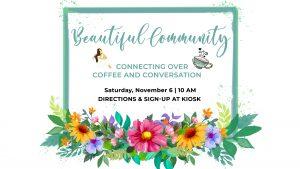 Beautiful Community   Women's Coffee @ Off Campus